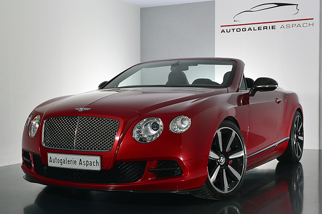 Bentley Continental Cabrio W12